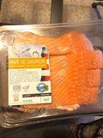 Pavé de Saumon - Product