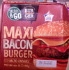 Maxi Bacon Burger - Produit