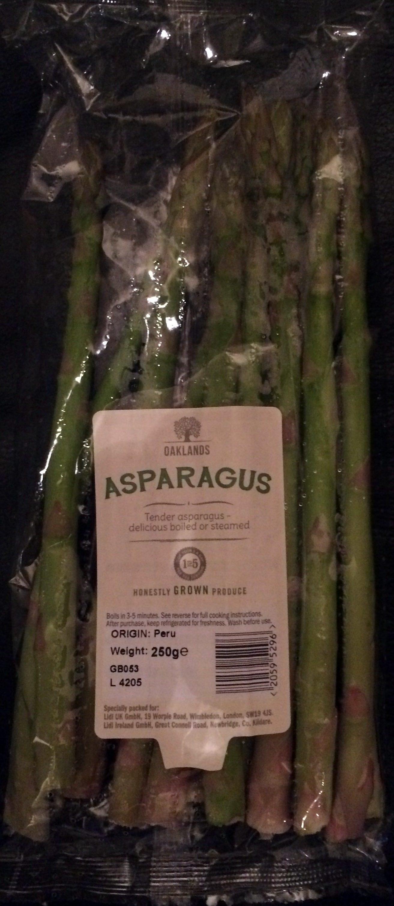 Aspragus - Product