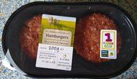 Ambachtelijke Hamburgers - Produit - nl