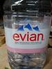 Evian 1,5L - Produit