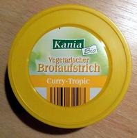 Vegetarischer Brotaufstrich Curry-Tropic - Product