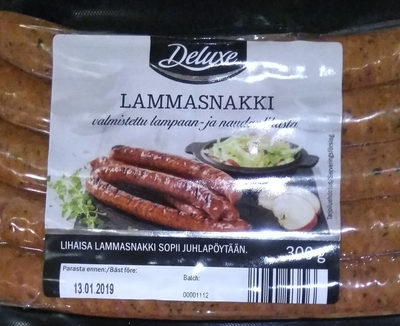 Lammasnakki - Produit