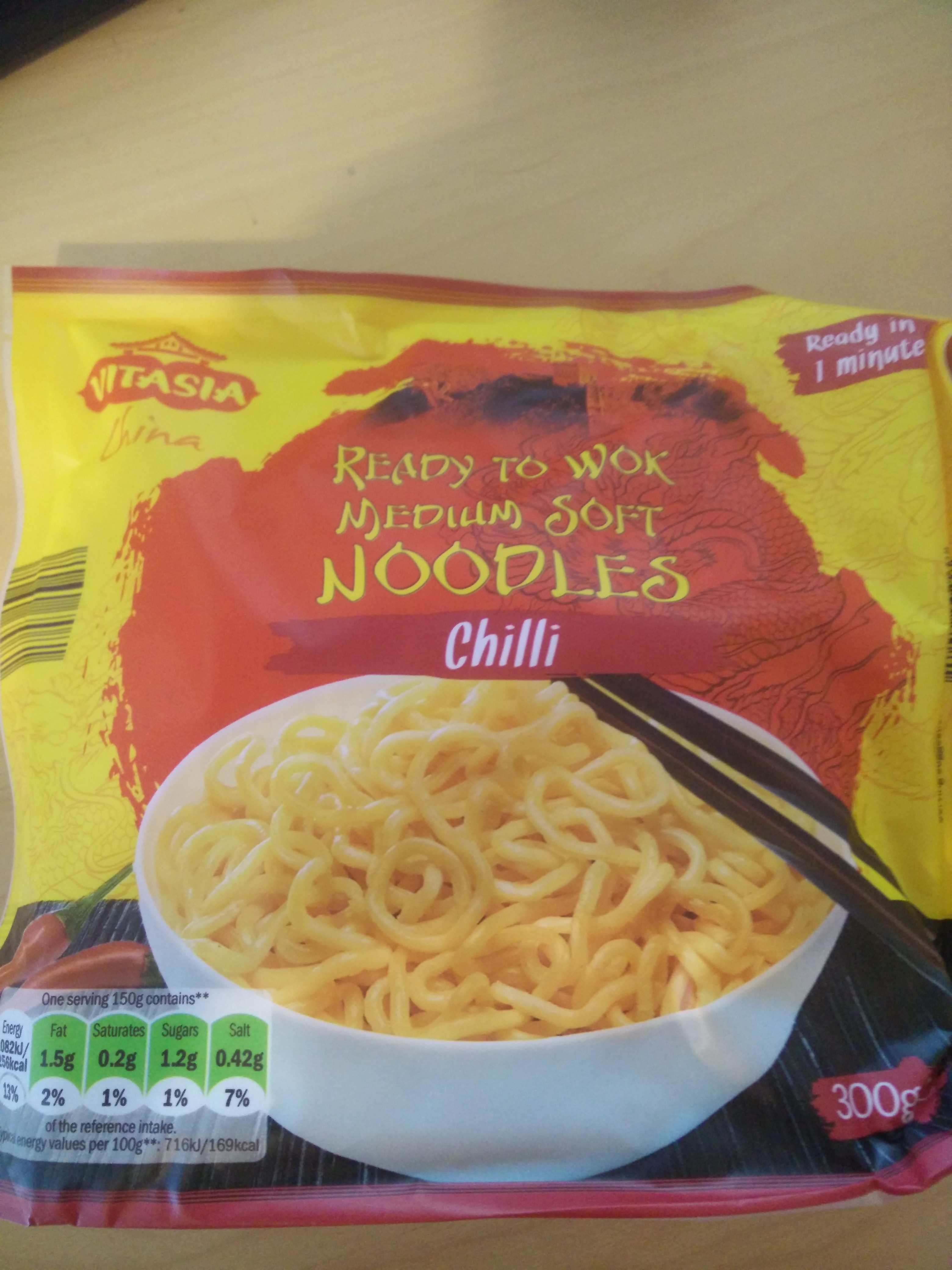 Ready To Wok Medium Soft Noodles - Produit - en