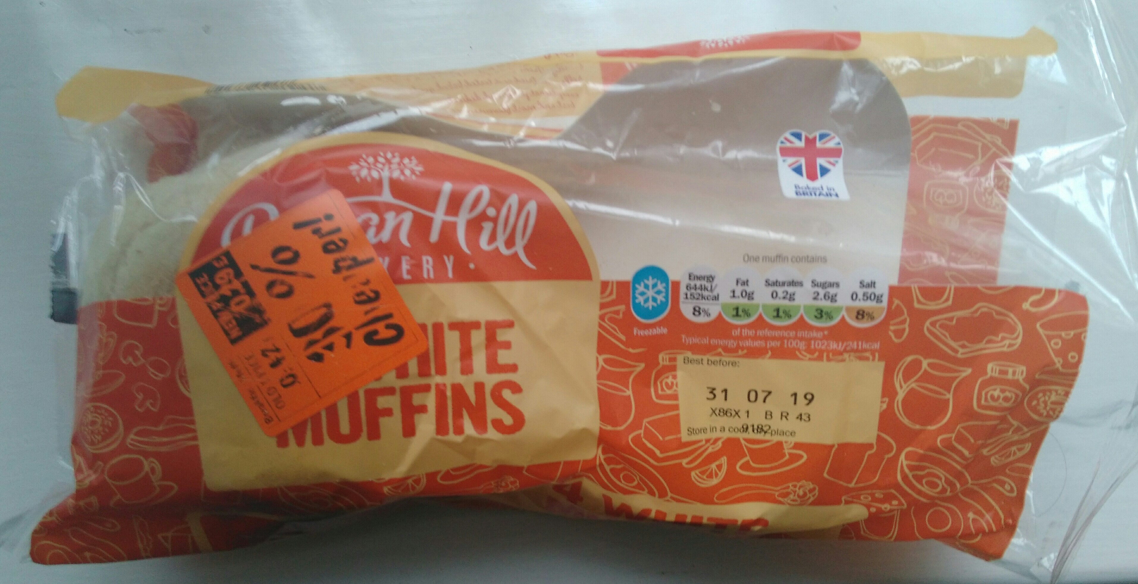 Muffins - Product - en