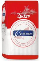 Belbake Zucker - Produit