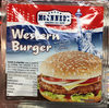 Western Burger sauce Barbecue - Product