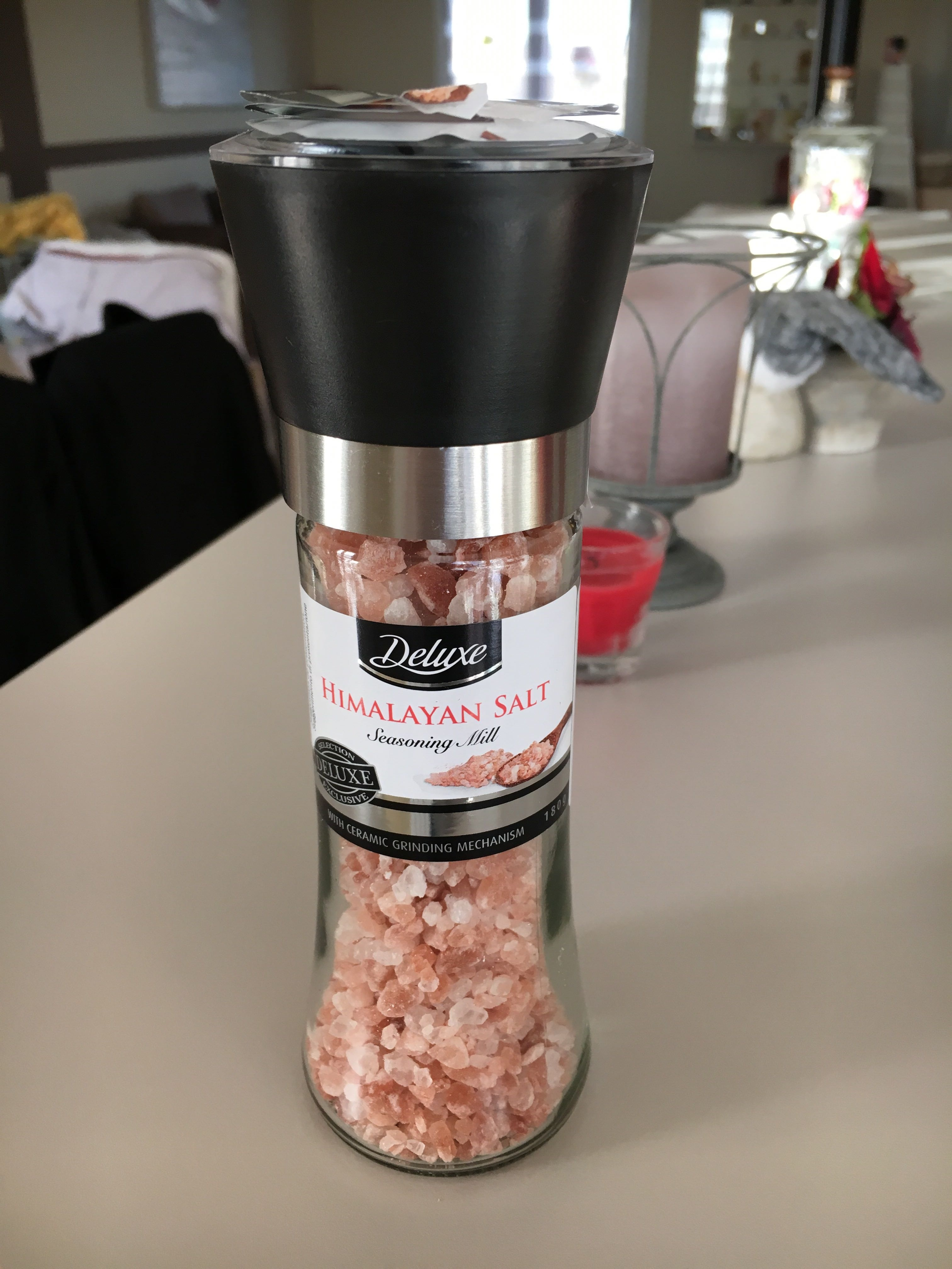 Pink rock salt - Product