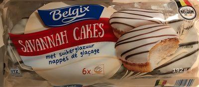 Savannah cakes - Produit - fr