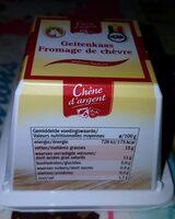 Fromage de chèvre frais - Product - fr