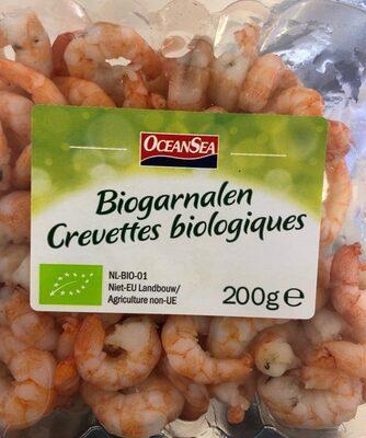Crevettes biologiques - Product - fr