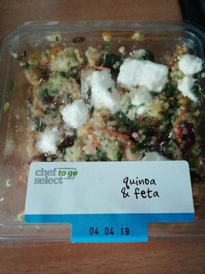 Quinoa feta - Product