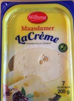 Molbona Maasdamer La Crema - Product - fr