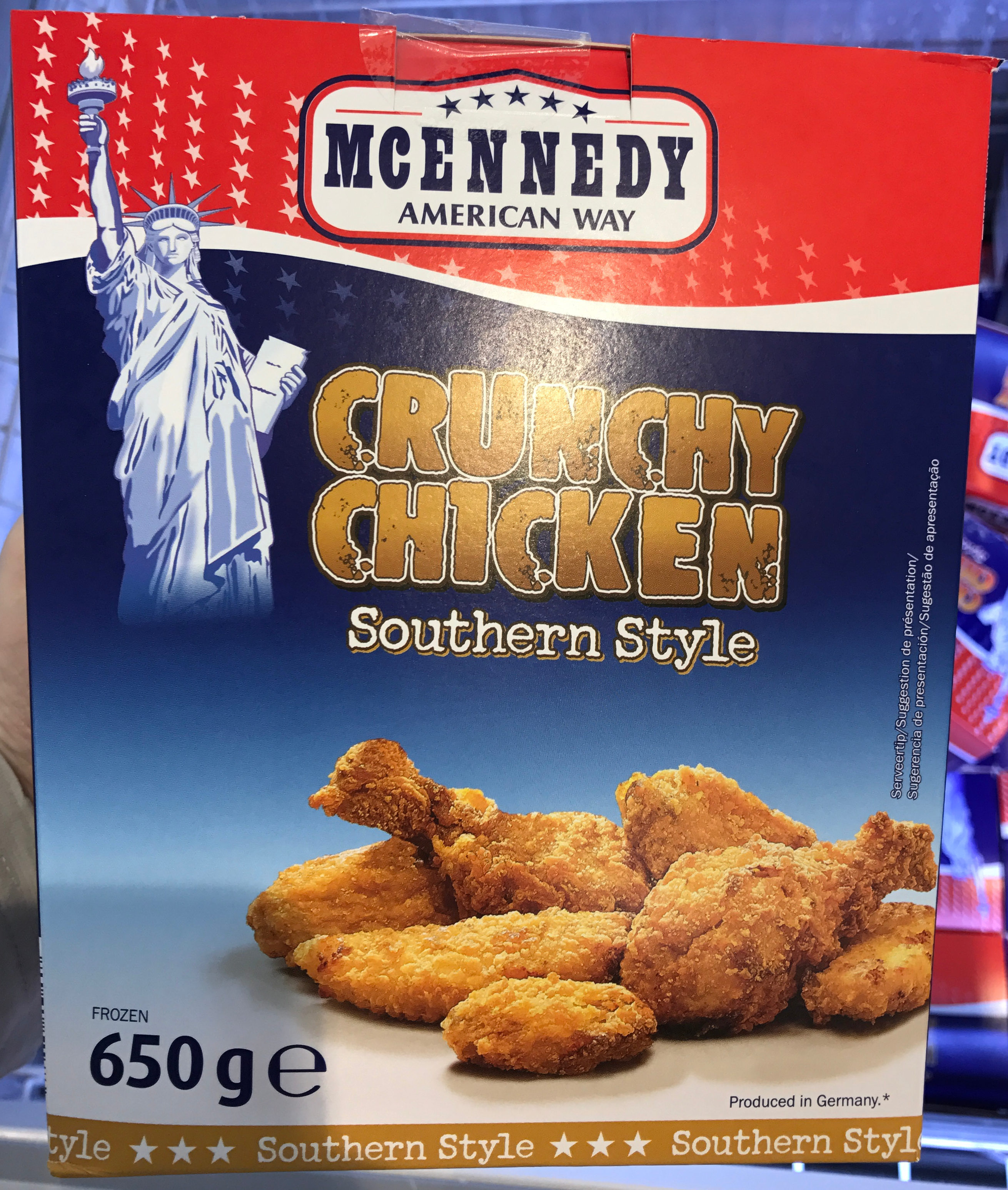Crunchy Chicken Southern Style - Product