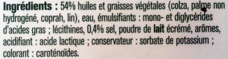 Oméga3 - Ingrediënten