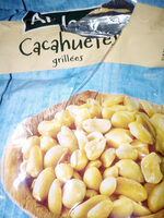 cacahuètes grillées Alesto - Produit - fr