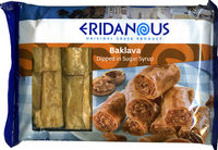 Baklava - Produit