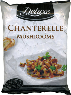 Chanterelle mushrooms - Producte
