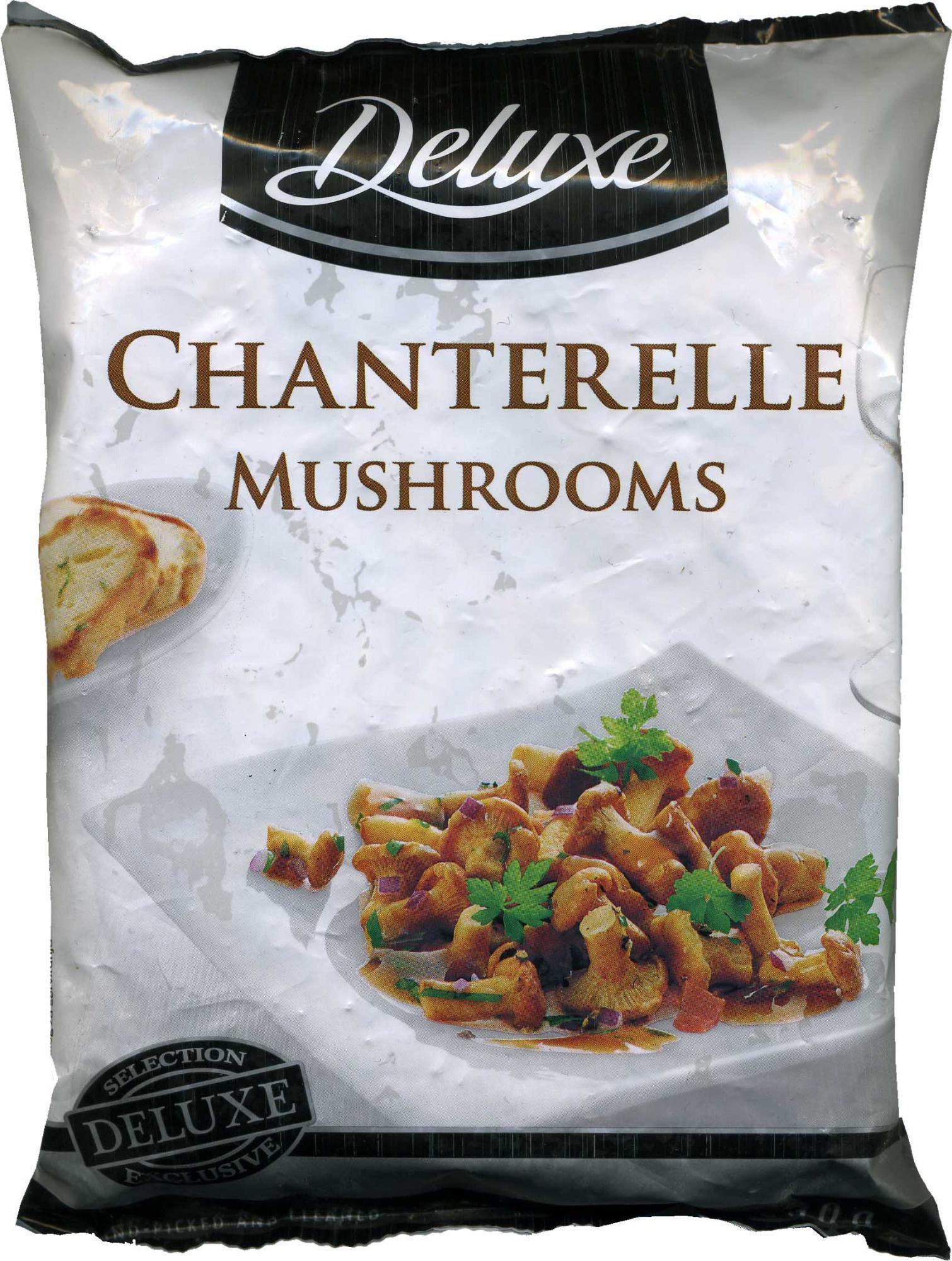 Chanterelle mushrooms (rebozuelos) - Producto - es