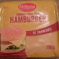 Fromage fondu pour hamburger - Produit - fr