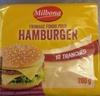 Fromage fondu pour hamburger - Product