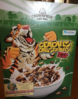 Crownfield Tiger Crunch - Product