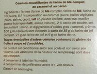 Crownfield Tiger Crunch - Ingrediënten