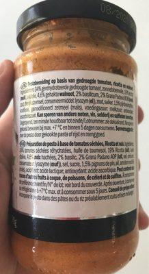 Deluxe Pesto Ricotta walnuss - Ingrédients