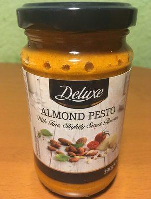 Tomaten-Mandel Pesto - Produit - fr