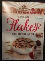 Spécial Flakes chocolat noir - Producto - es
