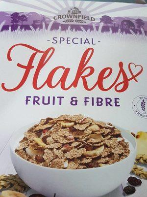 Flakes Fruit & Fibre - Product