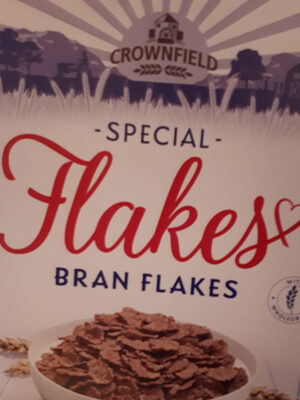 bran flakes - Product - fr