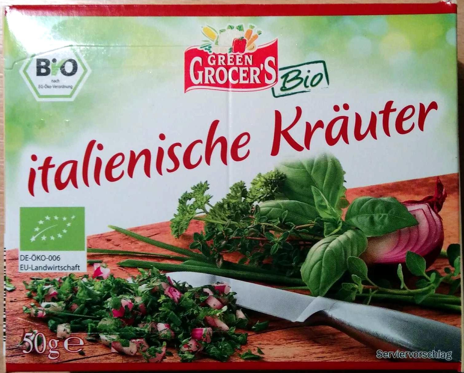 italienische Kräuter - Product