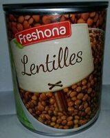 Lentilles - Product - fr