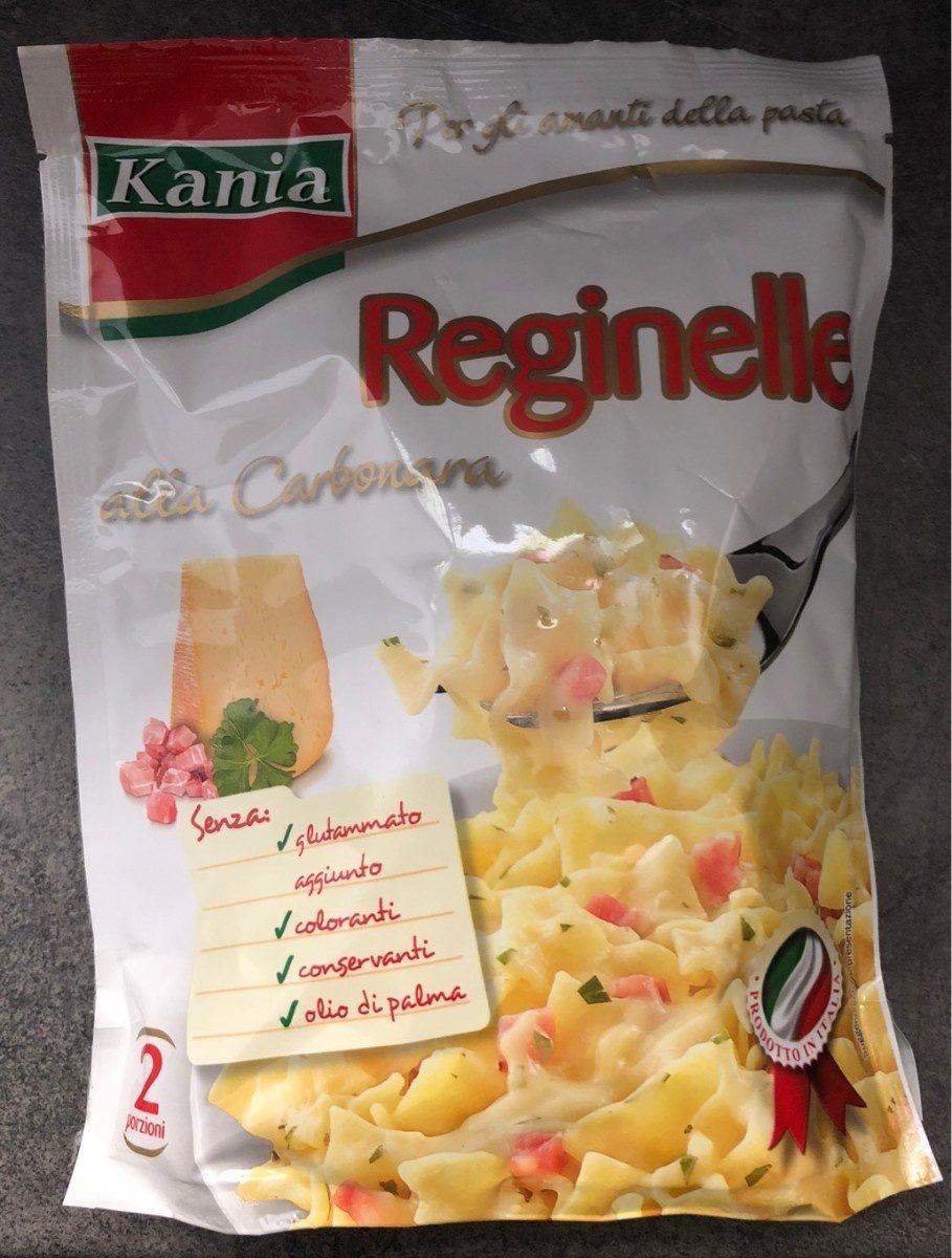 Reginelle carbonara - Product