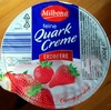 Quart Crème fraise - Produkt