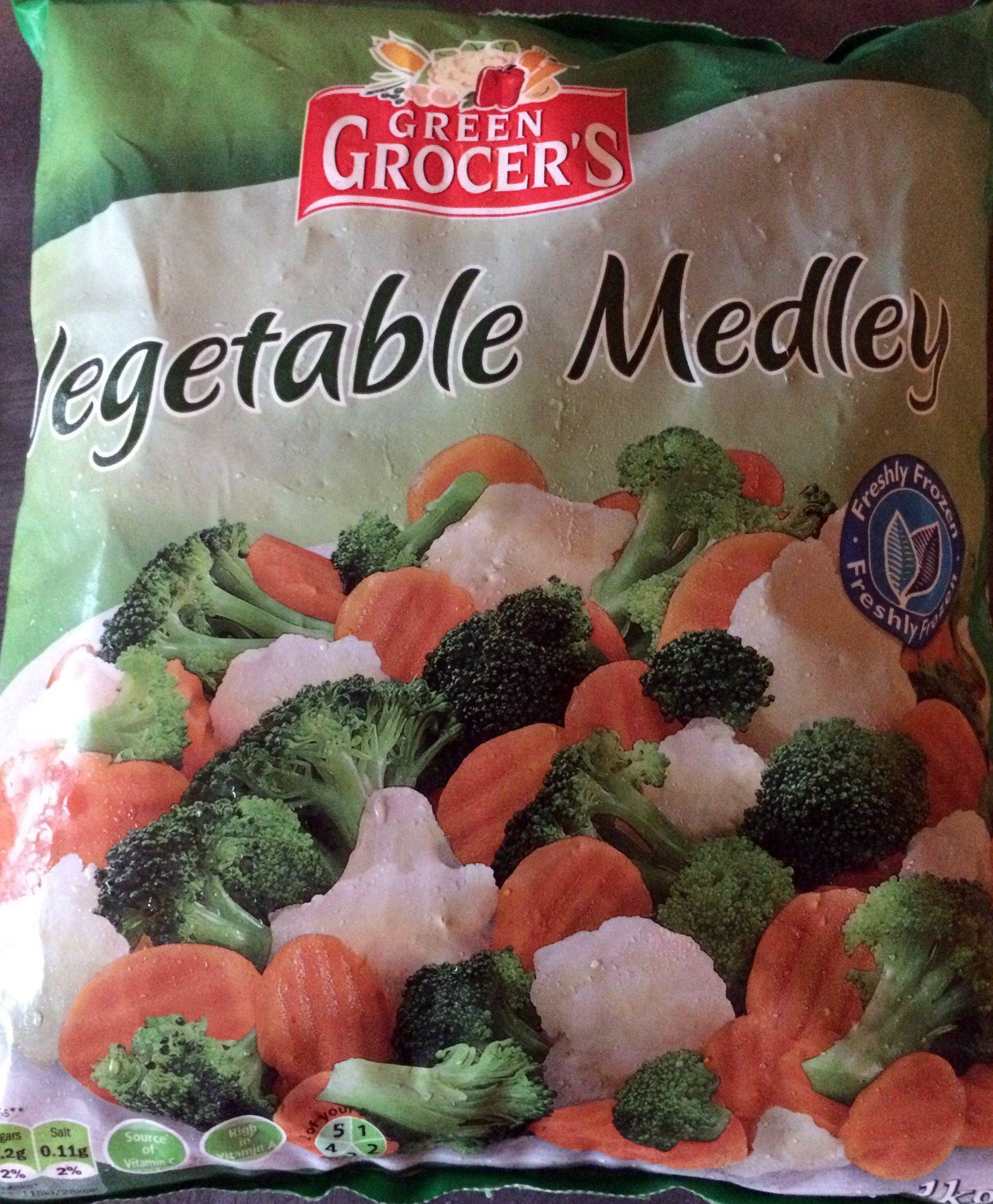 Vegetable Medley - Produit - en