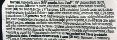Macarons - Ingrédients