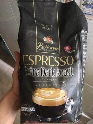 Café Espresso Extra Dark Roast - Produit - es