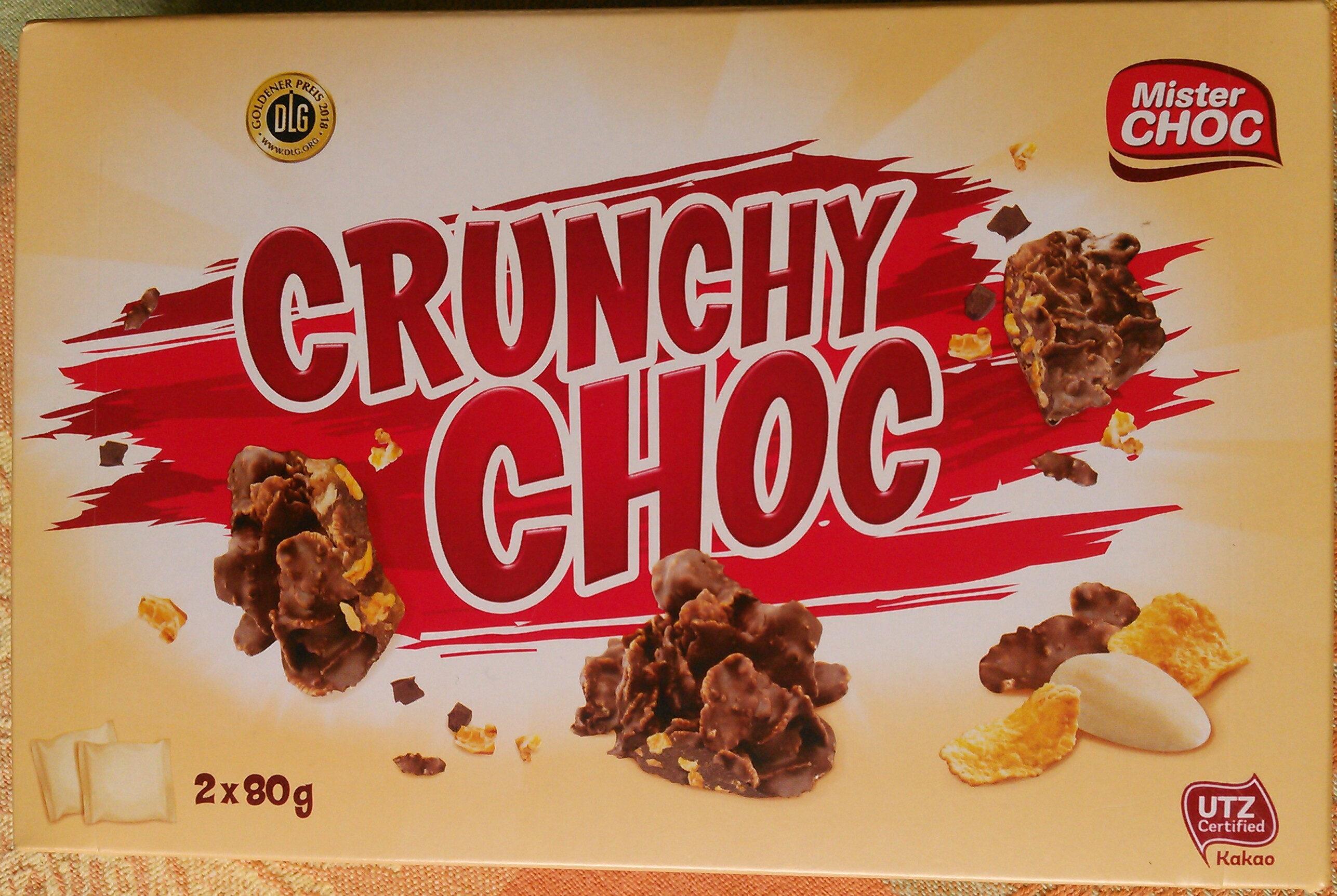 Crunchy Choc - Product - de