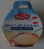 Fondue aux fromages - Product