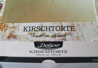 Tourte au kirsch - Produit - fr