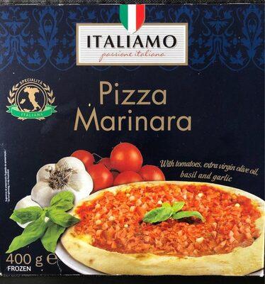 Pizza marinara - Product - es