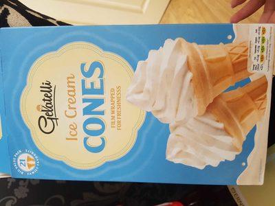 Ice Cream Cones - Product