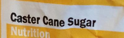 caster sugar - Ingredients - en