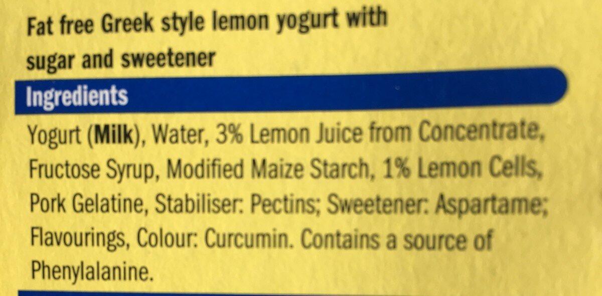 Datteln - Ingredienti - en