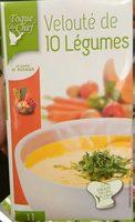 Velouté de 10 légumes - Produit