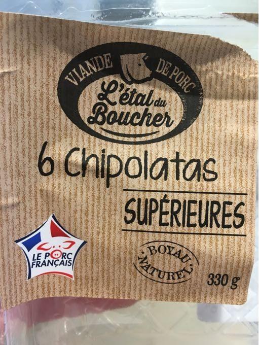 Chipolatas Supérieures - Product - fr
