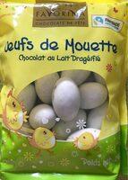 Oeufs de mouettes - Produit - fr