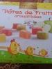 Pâtes de fruits aromatisées - Product